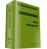 Baurechtssammlung Band 88, Buch