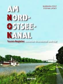 Stefan Lipsky: Am Nord-Ostsee-Kanal, Buch