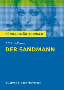 Ernst Theodor Amadeus Hoffmann: Der Sandmann. Textanalyse und Interpretation, Buch