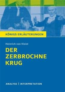Heinrich Kleist: Der zerbrochne Krug von Heinrich von Kleist., Buch