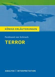 Ferdinand von Schirach: Terror von Ferdinand von Schirach, Buch