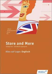 Dirk Aßmann: Alles auf Lager. Store and More. Englisch. Arbeitsbuch, Buch