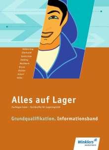 Sandra Adams: Alles auf Lager. Grundqualifikation: Informationsband, Buch