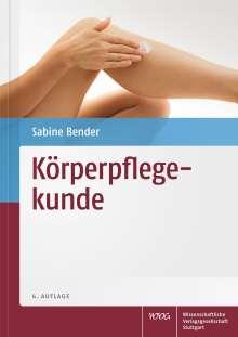 Sabine Bender: Körperpflegekunde, Buch