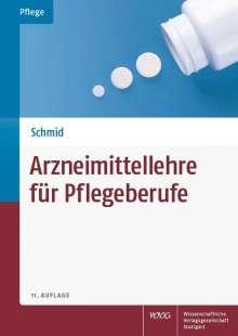 Arzneimittellehre für Pflegeberufe, Buch