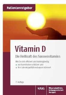 Uwe Gröber: Vitamin D, Buch