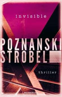 Ursula Poznanski: Invisible, Buch