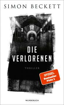 Simon Beckett: Die Verlorenen, Buch