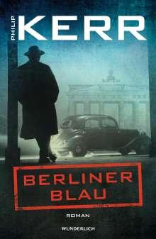 Philip Kerr: Berliner Blau, Buch