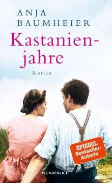 Anja Baumheier: Kastanienjahre, Buch
