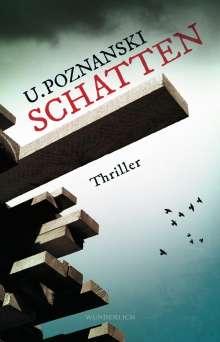 Ursula Poznanski: Schatten, Buch