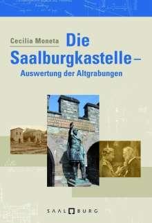 Cecilia Moneta: Die Saalburgkastelle, Buch