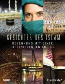 Reinhard Baumgarten: Gesichter des Islam, Buch