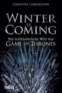 Carolyne Larrington: Winter is Coming, Buch