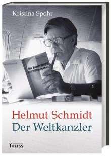 Kristina Spohr: Helmut Schmidt, Buch