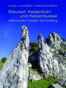 Manuel Lauterbach: Blautopf, Kaiserstuhl und Katzenbuckel, Buch
