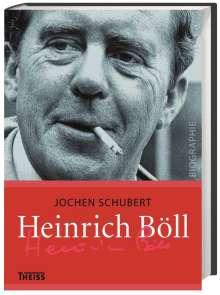 Jochen Schubert: Heinrich Böll, Buch