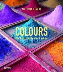 Victoria Finlay: Colours, Buch