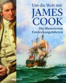 Um die Welt mit James Cook, Buch