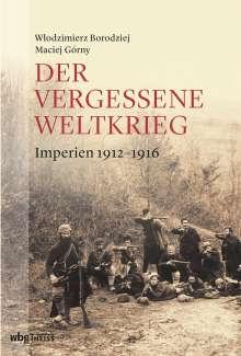 Wlodzimierz Borodziej: Der vergessene Weltkrieg, Buch
