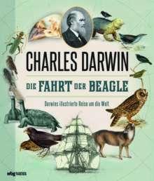 Charles Darwin: Die Fahrt der Beagle, Buch
