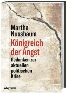 Martha Nussbaum: Königreich der Angst, Buch