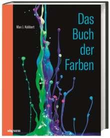 Max J. Kobbert: Das Buch der Farben, Buch