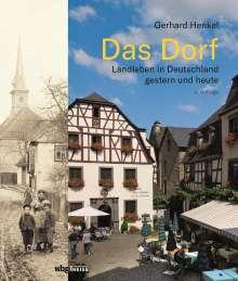 Gerhard Henkel: Das Dorf, Buch