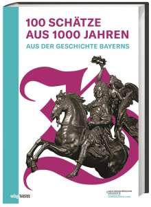 100 Schätze aus 1000 Jahren, Buch