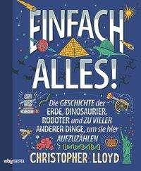 Christopher Lloyd: Einfach alles!, Buch