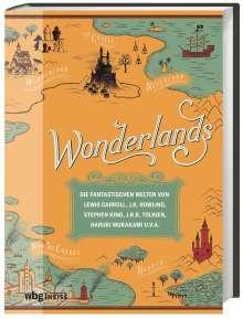 Wonderlands, Buch
