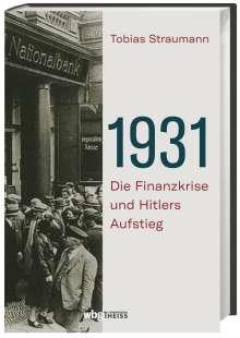 Tobias Straumann: 1931, Buch