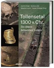 Tollensetal 1300 v. Chr., Buch