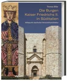 Thomas Biller: Die Burgen Kaiser Friedrichs II. in Süditalien, Buch