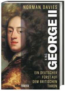 Norman Davies: King George II., Buch