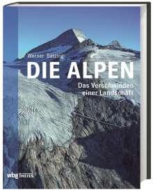 Werner Bätzing: Die Alpen, Buch