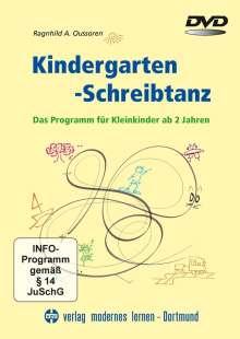 Kindergarten-Schreibtanz, DVD