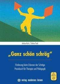 """Andrea Kisch: """"Ganz schön schräg"""", Buch"""