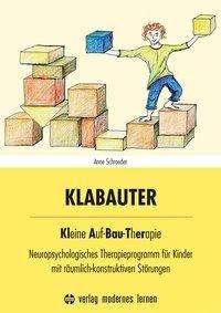 Anne Schroeder: Klabauter, Buch