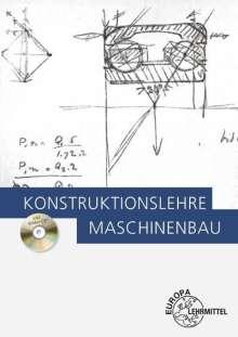 Markus Bürger: Konstruktionslehre, Buch