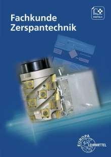 Oliver Bergner: Fachkunde Zerspantechnik, Buch