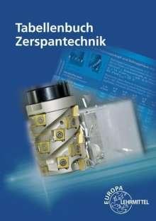 Thomas Apprich: Tabellenbuch Zerspantechnik, Buch