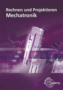 Josef Dillinger: Rechnen und Projektieren Mechatronik, Buch