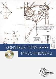 Markus Bürger: Konstruktionslehre Maschinenbau, Buch