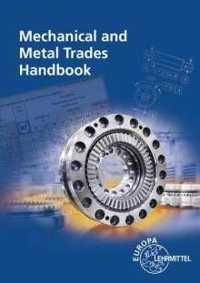 Roland Gomeringer: Mechanical and Metal Trades Handbook, Buch