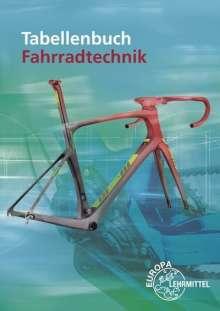 Rüdiger Bellersheim: Tabellenbuch Fahrradtechnik, Buch