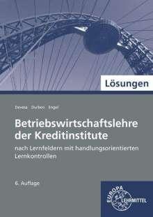 Michael Devesa: Lösungen zu 72269 - Betriebswirtschaftslehre der Kreditinstitute, Buch