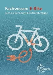 Michael Gressmann: Fachwissen E-Bike, Buch