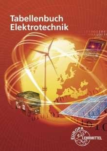 Heinz O. Häberle: Tabellenbuch Elektrotechnik, Buch