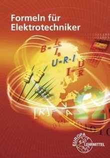 Dieter Isele: Formeln für Elektrotechniker, Buch